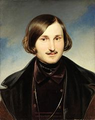Ф. Моллер. Портрет Н. В. Гоголя, 1841